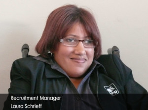 Laura Schrieff Ability Recruitment Manager