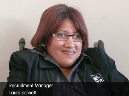 Laura Schrieff Recruitment Manager