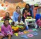Some of the children at our Day Care Centre for Children with Disabilities
