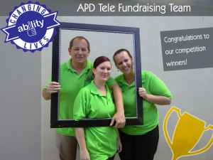 APD Competition Winners
