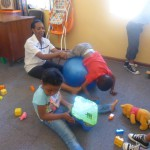 Edcon at APD's Day Care Centre