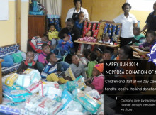 Ability Day Care Centre - Nappy Run Donation