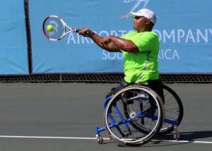 Marshall Marsh - Wheelchair Tennis Ace