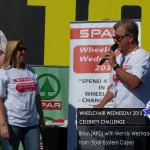 Brian With Wendy Westraadt (SPAR EC)