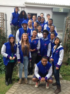 St Georges College 2015 Matric Jackets (Front) - Ability Wear