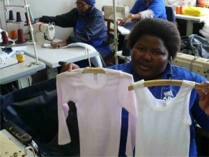 Ability Wear Job Creation Centre - Baby and Ladies Spencers