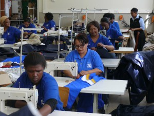 Ability Wear Job Creation Centre - Sewing Training and Employment