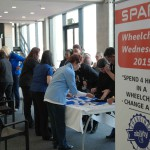 01_Wheelchair Wednesday 2015 Handover Function - Registration