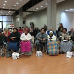 07_Wheelchair Wednesday 2015 Handover Function - Wheelchair Beneficiaries 3