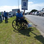 APDNMB - Disability Awareness Month Protest 15