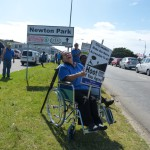 APDNMB - Disability Awareness Month Protest 16
