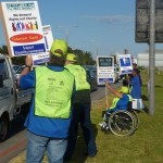 APDNMB - Disability Awareness Month Protest 6