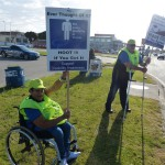 APDNMB - Disability Awareness Month Protest 7