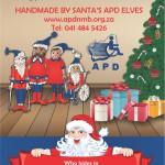 APD Christmas Crackers - Jokes 2