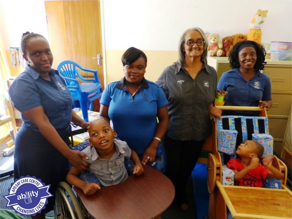APD Day Care Centre - Heatherbank Pre-School Donation