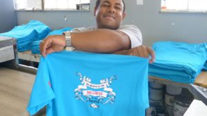Ability Wear Printing - 600 Wellness T-Shirts 3