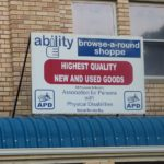 Ability Browse-A-Round Shoppe Opening At Adel Centre Near Bridge Newton Park 2