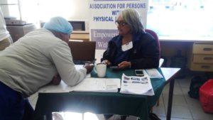 Ability Social Services - Cerebos Wellness Day 2016 (APD Nelson Mandela Bay)