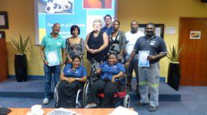 Heart of Disability Sensitisation Training - Corning Products (APD Nelson Mandela Bay) 5