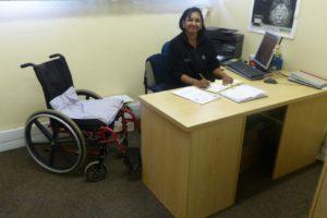 Bellgrove & Snell Carpet Installation Sponsorship (APD Nelson Mandela Bay)