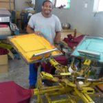 Faizel Francis - Ability Wear Senior Printer