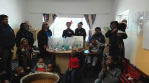 Zonke Spar Visit to APD Day Care Centre for Children With Disabilities on Nelson Mandela Day 2016_2