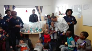 Zonke Spar Visit to APD Day Care Centre for Children With Disabilities on Nelson Mandela Day 2016_5
