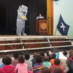 Casual Day 2016 - Able visits Rowallan Park Primary School (APD Nelson Mandela Bay)_4
