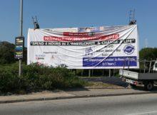 SPAR Wheelchair Wednesday 2016 Advertising Billboard - Corner La Roche Drive & Strandfontein Road