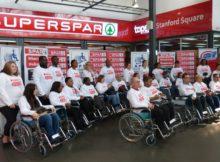 SPAR Wheelchair Wednesday 2016 - Week 2 Launch (Stanford Square SUPERSPAR)_14