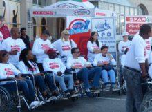 SPAR Wheelchair Wednesday 2016 - Week 4 Launch (SPAR Summerbreezz)_1