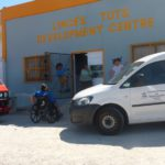 Continental Tyres Wheelchair Handover Dec 2016 (APD Nelson Mandela Bay)_1