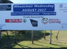 Wheelchair Wednesday 2017 Billboard_APD Nelson Mandela Bay