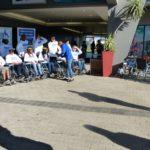 Wheelchair Wednesday 2017 - Week 1 Launch (SUPERSPAR Hunters)_13