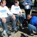 Wheelchair Wednesday 2017 - Week 1 Launch (SUPERSPAR Hunters)_15
