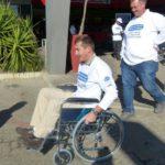 Wheelchair Wednesday 2017 - Week 1 Launch (SUPERSPAR Hunters)_18