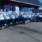 Wheelchair Wednesday 2017 - Week 3 Launch (SUPERSPAR Newton Park)_10