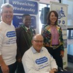 Wheelchair Wednesday 2017 Handover Function at NMB Stadium (APD Nelson Mandela Bay_15
