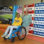 Wheelchair Wednesday 2017 Handover Function at NMB Stadium (APD Nelson Mandela Bay_28