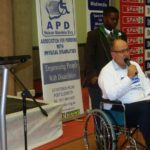 Wheelchair Wednesday 2017 Handover Function at NMB Stadium (APD Nelson Mandela Bay_30