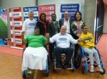 Wheelchair Wednesday 2017 Handover Function at NMB Stadium (APD Nelson Mandela Bay_46
