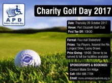 APD Golf Day 2017 Flyer