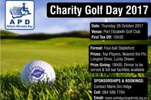 APD Golf Day 2017 Flyer