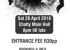 Golden Oldies Evening - 28 April 2018 (APD Nelson Mandela Bay)_1