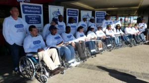 Wheelchair Wednesday 2017 - Week 1 Launch (SUPERSPAR Hunters)_16