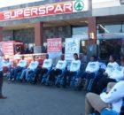 Wheelchair Wednesday 2018 - Week 1 Launch (Levyvale SUPERSPAR)_1