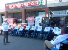 Wheelchair Wednesday 2018 - Week 1 Launch (Levyvale SUPERSPAR)_1