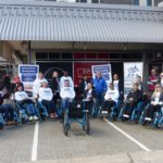 Wheelchair Wednesday 2018 - Week 2 (SPAR Linton Grange)_8