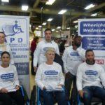 Wheelchair Wednesday 2018 - Week 3 (SUPERSPAR Mount Pleasant)_12