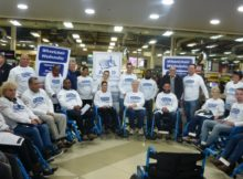 Wheelchair Wednesday 2018 - Week 3 (SUPERSPAR Mount Pleasant)_14